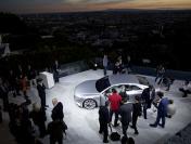 Tak wygląda nowa twarz Audi. Pierwsze zdjęcia Audi prologue. WIDEO