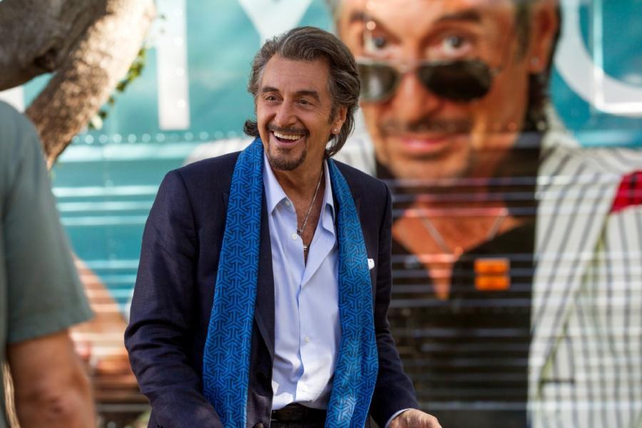 Al Pacino jako Danny Collins