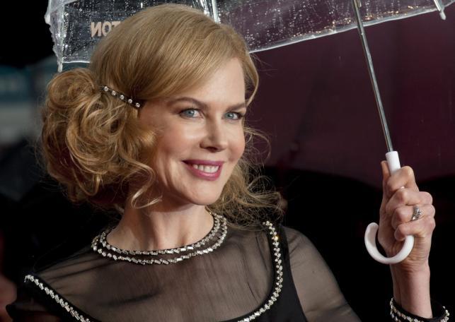 """Nicole Kidman na premierze """"Paddingtona"""" w Londynie"""