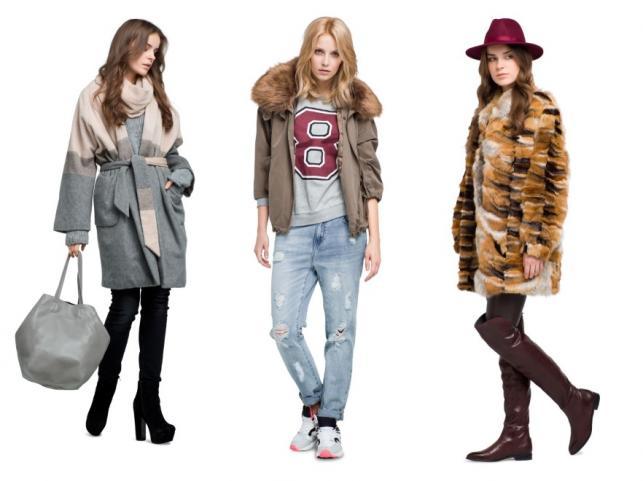 Modne kurtki, futra i płaszcze na zimę 2014
