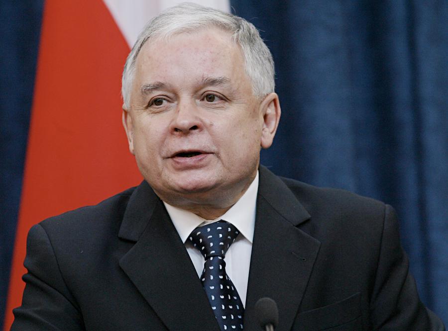 Lech Kaczyński: Chciałbym mieć takie poparcie jak Tusk