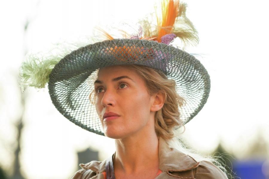Kate Winslet projektuje ogrody we Francji