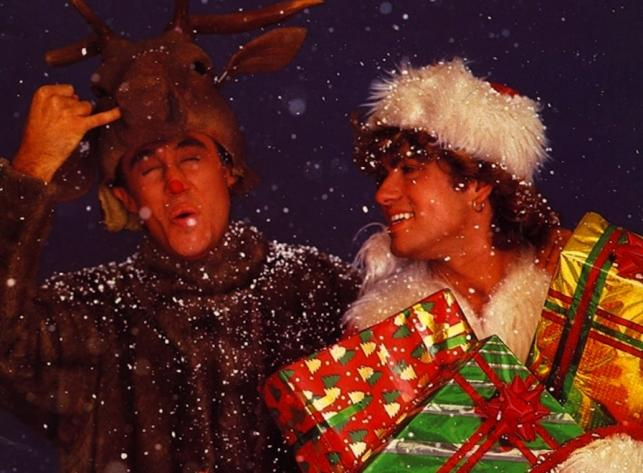 """Last Christmas"" – Wham!"