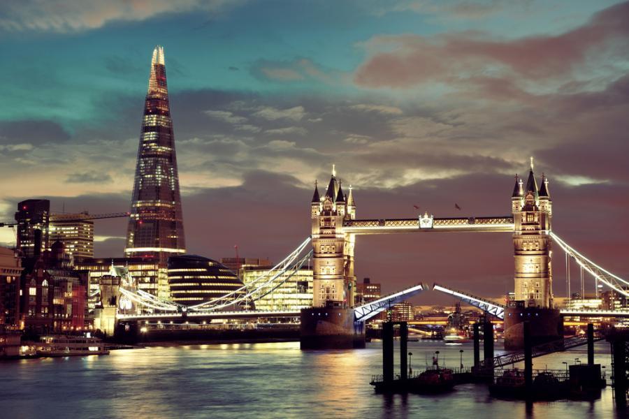Budynek The Shard w Londynie