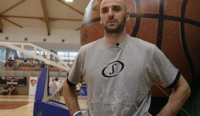 Gortat: Chcę zdobyć medal mistrzostw Europy