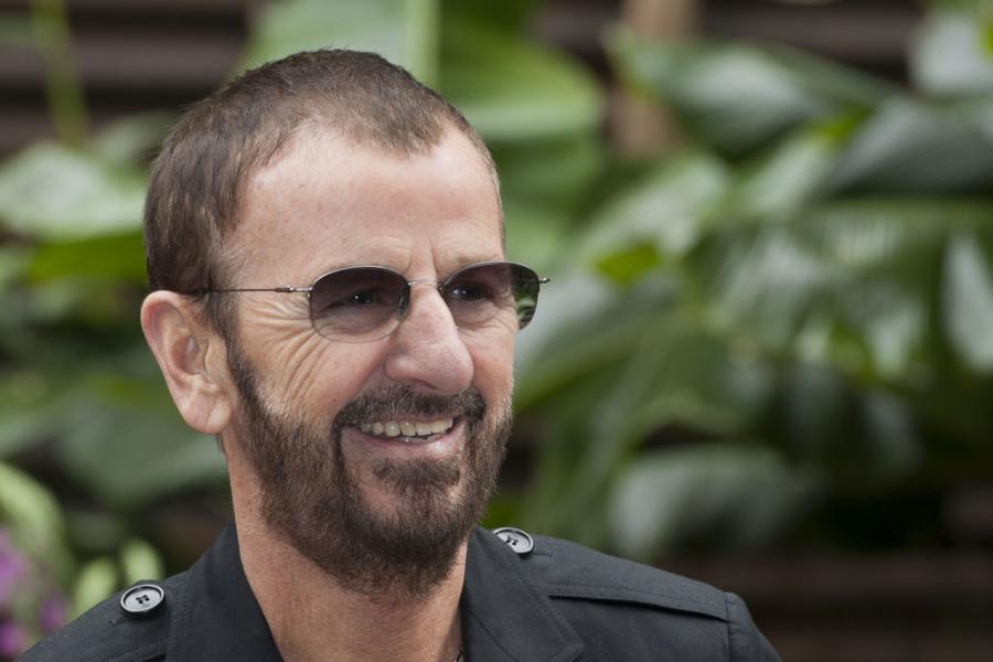 Ringo Starr zapowiada nowy album
