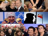 Przewrotny ranking 10 medialnych wydarzeń 2014 roku. Co nam po aferach?