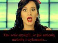 """Ewelina Lisowska na celowniku internautów, """"Rzygam reklamą"""" bije rekordy popularności [MEMY]"""