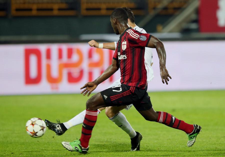 AC Milan - Real Madryt