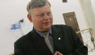 Marek Suski broni posła Artura Górskiego z PiS