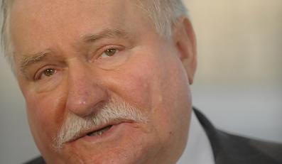 Wałęsa o pomyśle Kaczyńskiego: Ohydna gra!
