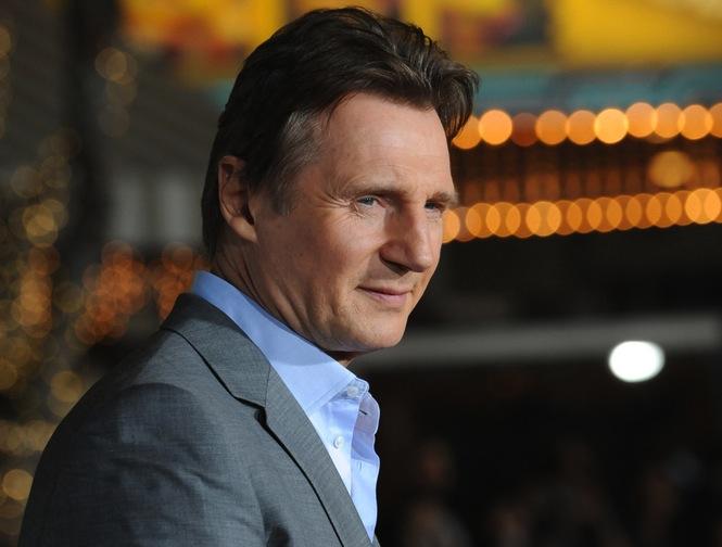 Liam Neeson mówił ostatnio, że ma dość kina akcji...