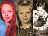 Gwiazdy pokazują swoje zdjęcia z dzieciństwa [FOTO]