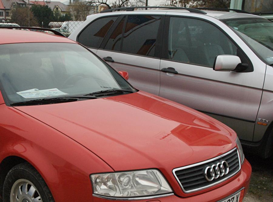 Uwaga złodzieje samochodów atakują!