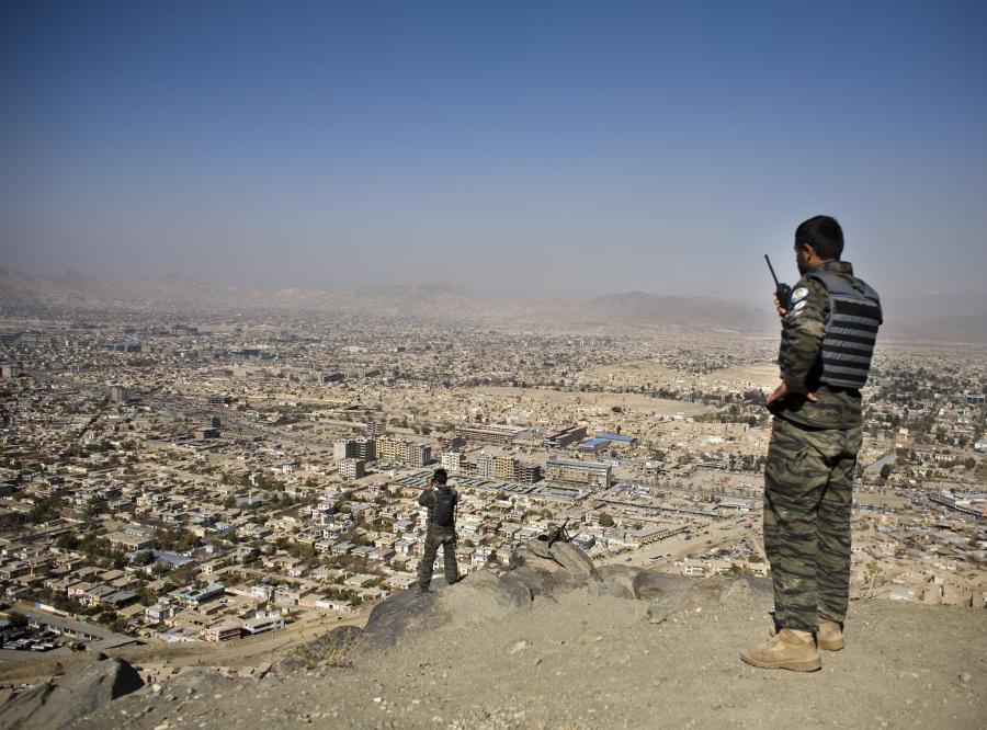 Rebelianci porwaniami chcą zastraszyć Kabul