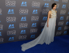 Keira Knightley na Critics' Choice Awards w Hollywood