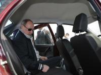 Nowa łada ze wsparciem Putina. To będzie pierwsza rosyjska hybryda. ZDJĘCIA i WIDEO