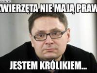 Terlikowski królikiem i limuzyna Dudy. MEMY DNIA