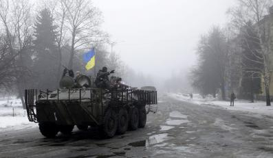 Armia ukraińska w Donbasie