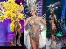Półnagie kandydatki do tytułu Miss Universe 2015...