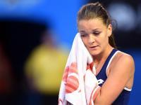 Australian Open: Ćwierćfinał nie dla Agnieszki Radwańskiej. ZDJĘCIA
