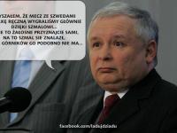 Kaczyńskiego dziwi szmal w piłce ręcznej. MEMY DNIA