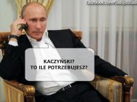 """Putin pożycza Kaczyńskiemu, a Duda mówi """"daj"""". MEMY DNIA"""