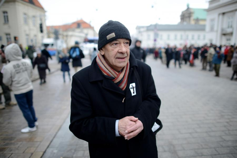 Antoni Krauze, reżyser filmu \