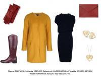 STYLIZACJE, które oswoją Cię z najmodniejszym kolorem roku - Marsala