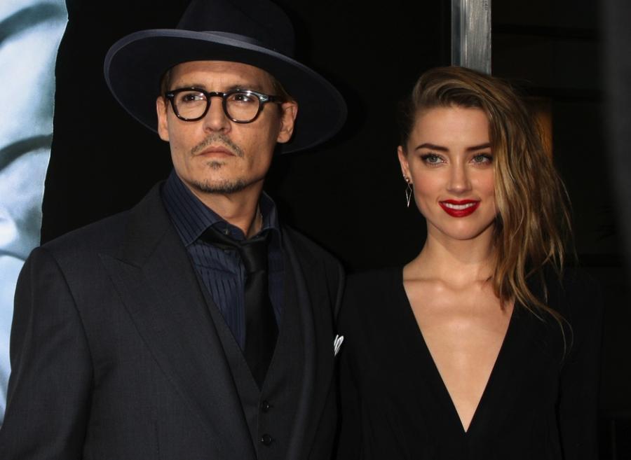 Podwójny ślub Johnny\'ego Deppa i Amber Heard