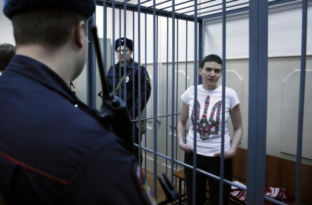 60 dni głodówki Nadii Sawczenko