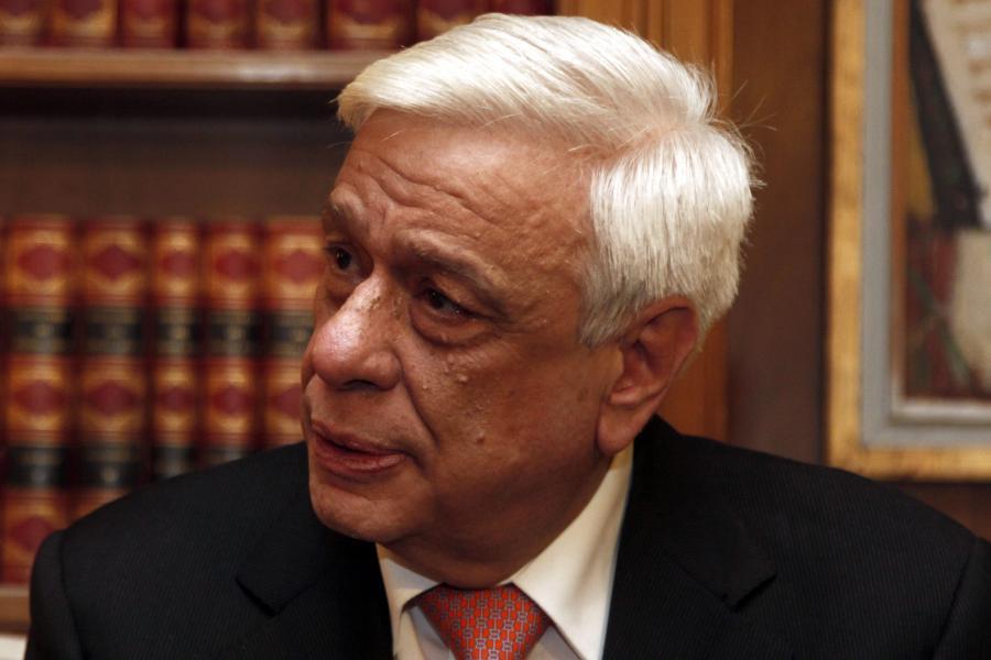Prokopis Pawlopulos, nowy prezydent Grecji