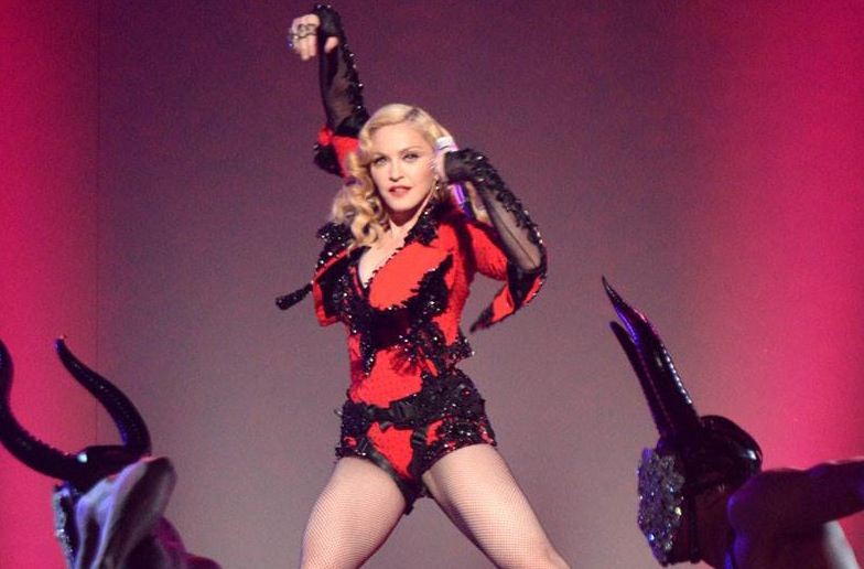 Madonna skarży się na nietolerancję