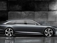 Nowe kombi z małym pragnieniem - spala 1,6 l na 100 km. Nowe Audi prologue Avant. ZDJĘCIA