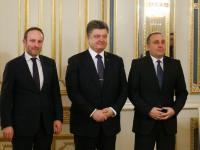Ukraina twierdzi, że wycofała swoje wojska