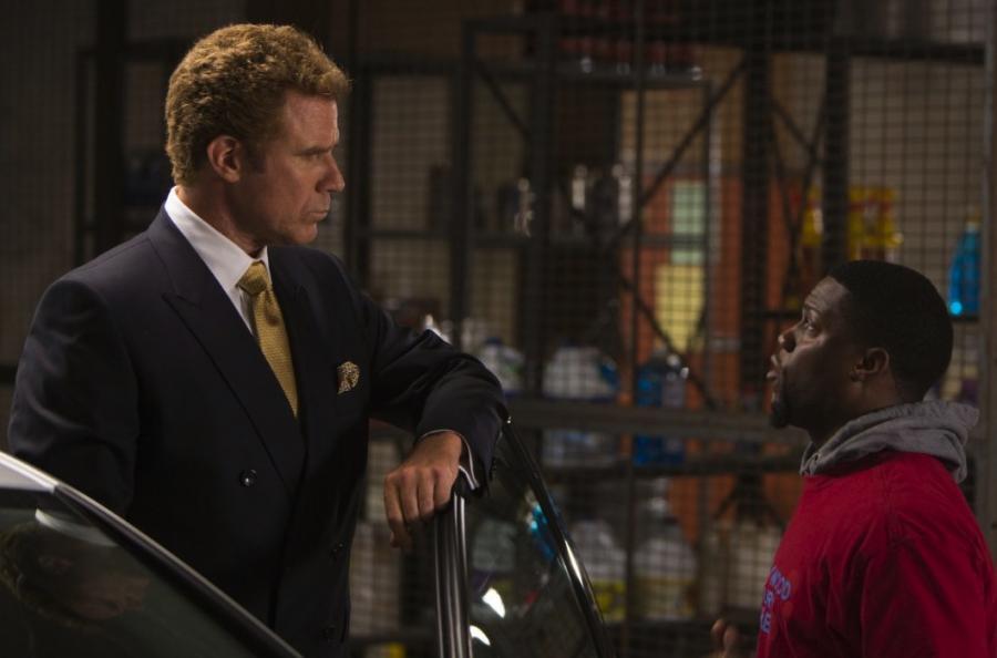 Will Ferrell i Kevin Hart w filmie \