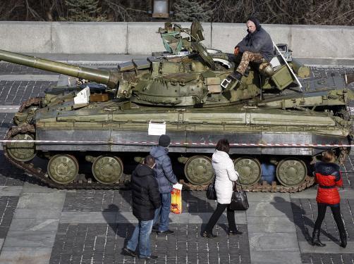 """W kwietniu otwarta wojna na Ukrainie? """"Scenariusz potwierdzony przez zachodnie wywiady"""""""