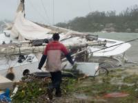 Kataklizm na Pacyfiku. Cyklon Pam spusztoszył Vanuatu, są ofiary. ZDJĘCIA