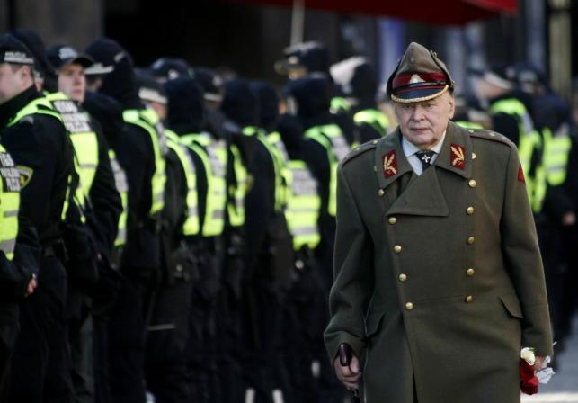 Dzień Legionisty SS na Łotwie