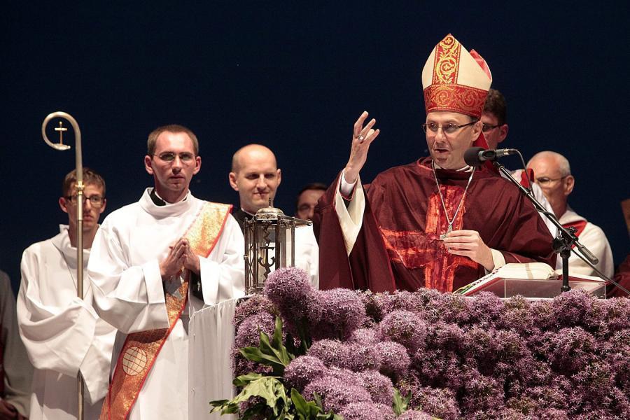 Prymas Polski arcybiskup Wojciech Polak