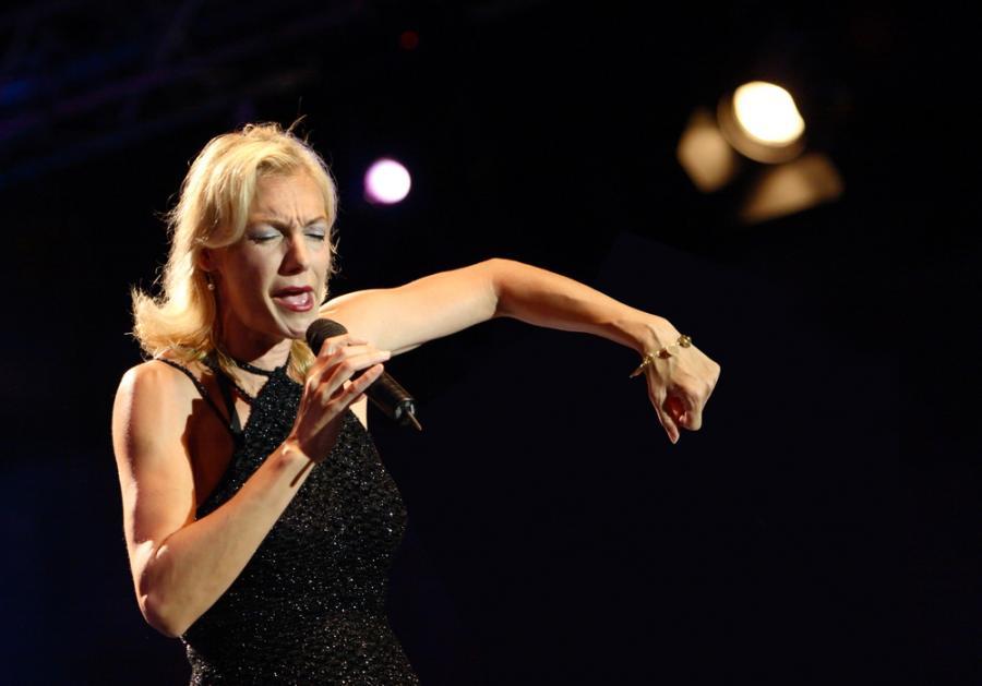 Ute Lemper najjaśniejszą gwiazdą Festiwalu Piosenki Aktorskiej