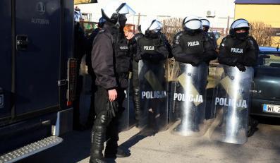 Policja w Legionowie
