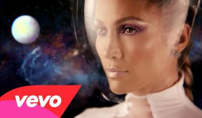 "Jennifer Lopez w klipie do ""Feel The Light"""
