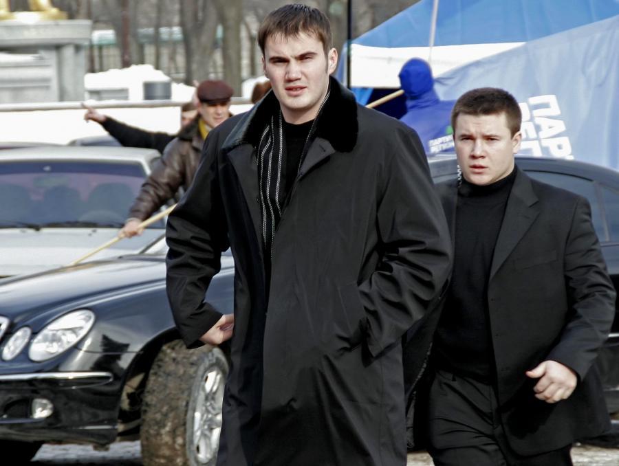 Wiktor Janukowycz junior