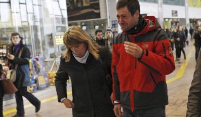 Bliscy ofiar katastrofy samolotu