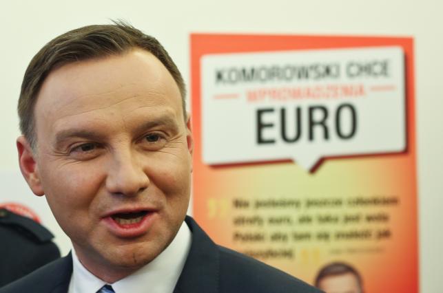 Andrzej Duda - 1,6 mln podpisów