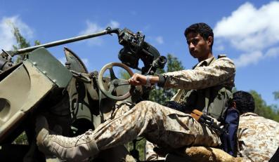 Żołnierz Huti