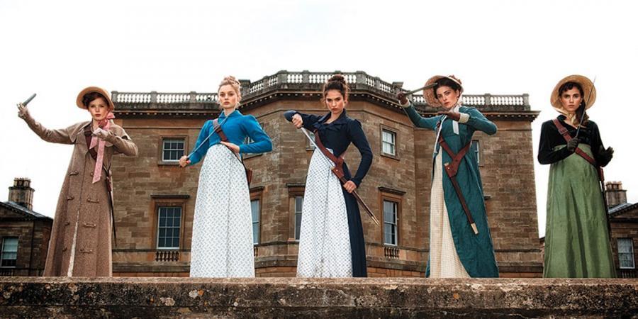 Bohaterowie Jane Austen w przyszłym roku będą walczyć z zombie