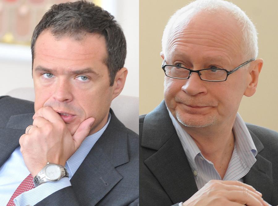 Ministrowie Nowak i Boni obrażeni na radio