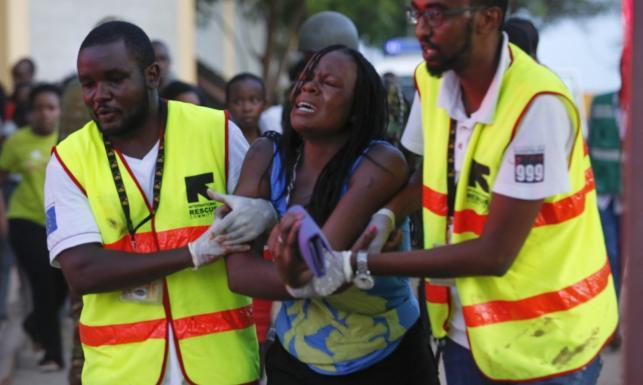 Atak terrorystów na uniwersytet. 16 godzin dramatu, 147 osób nie żyje. ZDJĘCIA